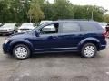 Dodge Journey SE Contusion Blue Pearl photo #3