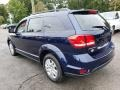 Dodge Journey SE Contusion Blue Pearl photo #4