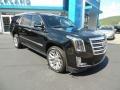 Cadillac Escalade ESV Platinum 4WD Black Raven photo #5