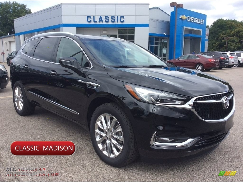 2020 Enclave Preferred AWD - Ebony Twilight Metallic / Dark Galvinized/Ebony photo #1