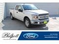 Ford F150 XLT SuperCab Ingot Silver photo #1