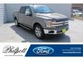 Ford F150 XLT SuperCrew Silver Spruce photo #1