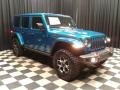 Jeep Wrangler Unlimited Rubicon 4x4 Bikini Pearl photo #4