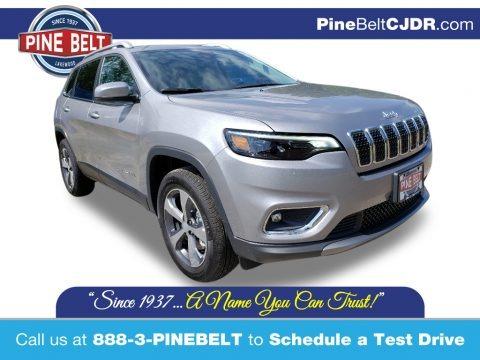 Billet Silver Metallic 2020 Jeep Cherokee Limited 4x4