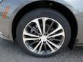 Buick Regal Sportback Essence AWD Smoked Pearl Metallic photo #10