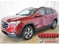 GMC Terrain SLT AWD Red Quartz Tintcoat photo #1