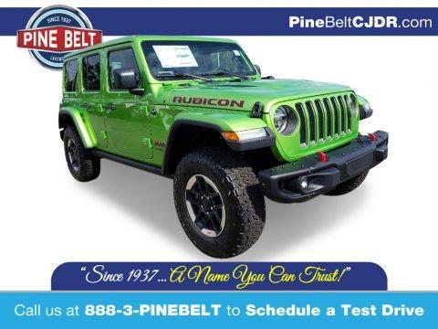 Mojito! 2020 Jeep Wrangler Unlimited Rubicon 4x4