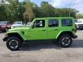 Jeep Wrangler Unlimited Rubicon 4x4 Mojito! photo #3