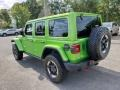 Jeep Wrangler Unlimited Rubicon 4x4 Mojito! photo #4