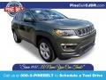 Jeep Compass Latitude 4x4 Olive Green Pearl photo #1
