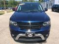 Dodge Journey Crossroad AWD Contusion Blue Pearl photo #4