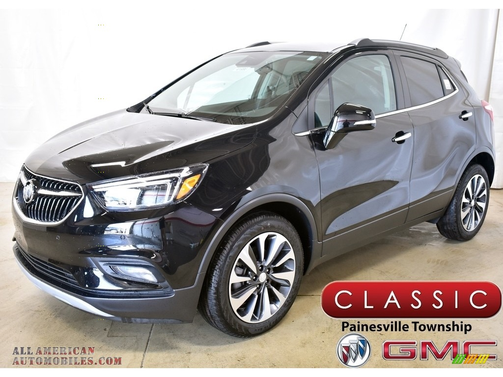 2019 Encore Essence - Ebony Twilight Metallic / Ebony photo #1