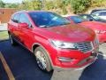 Lincoln MKC Reserve AWD Ruby Red photo #5