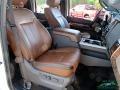 Ford F350 Super Duty King Ranch Crew Cab 4x4 White Platinum Tri-Coat photo #12