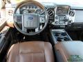 Ford F350 Super Duty King Ranch Crew Cab 4x4 White Platinum Tri-Coat photo #15