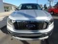 Ford Ranger XL SuperCab 4x4 Ingot Silver Metallic photo #2