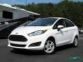 Ford Fiesta SE Sedan Oxford White photo #1