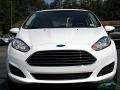 Ford Fiesta SE Sedan Oxford White photo #8
