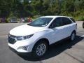 Chevrolet Equinox LS AWD Summit White photo #1