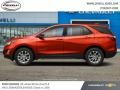 Chevrolet Equinox LS AWD Cayenne Orange Metallic photo #2