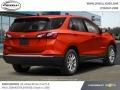 Chevrolet Equinox LS AWD Cayenne Orange Metallic photo #3