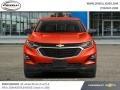 Chevrolet Equinox LS AWD Cayenne Orange Metallic photo #7