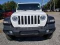 Jeep Wrangler Unlimited Sport 4x4 Bright White photo #2