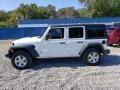 Jeep Wrangler Unlimited Sport 4x4 Bright White photo #3