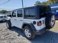 Jeep Wrangler Unlimited Sport 4x4 Bright White photo #4