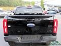 Ford Ranger Lariat SuperCrew 4x4 Shadow Black photo #4