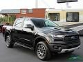 Ford Ranger Lariat SuperCrew 4x4 Shadow Black photo #7