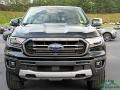 Ford Ranger Lariat SuperCrew 4x4 Shadow Black photo #8