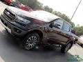 Ford Ranger Lariat SuperCrew 4x4 Shadow Black photo #29