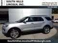 Ford Explorer Limited 4WD Ingot Silver photo #1