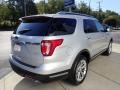 Ford Explorer Limited 4WD Ingot Silver photo #6