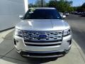 Ford Explorer Limited 4WD Ingot Silver photo #9