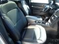 Ford Explorer Limited 4WD Ingot Silver photo #11