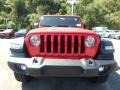 Jeep Wrangler Unlimited Sport 4x4 Firecracker Red photo #9