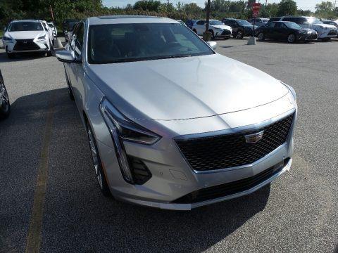 Radiant Silver Metallic 2020 Cadillac CT6 Luxury AWD