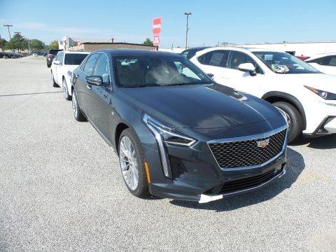 Shadow Metallic 2020 Cadillac CT6 Luxury AWD