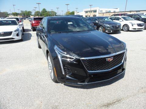 Black Raven 2020 Cadillac CT6 Luxury AWD