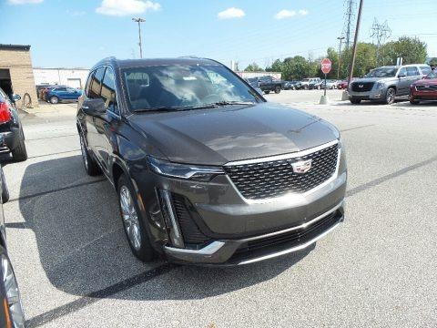 Dark Mocha Metallic 2020 Cadillac XT6 Premium Luxury AWD