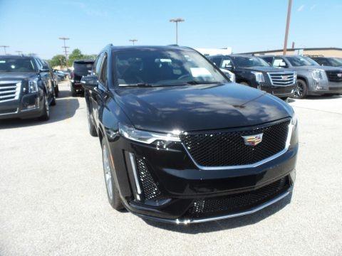 Stellar Black Metallic 2020 Cadillac XT6 Sport AWD