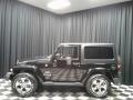 Jeep Wrangler Sahara 4x4 Black photo #1