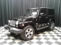 Jeep Wrangler Sahara 4x4 Black photo #2