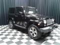 Jeep Wrangler Sahara 4x4 Black photo #4