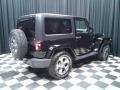 Jeep Wrangler Sahara 4x4 Black photo #6