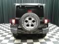 Jeep Wrangler Sahara 4x4 Black photo #7