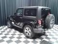 Jeep Wrangler Sahara 4x4 Black photo #8