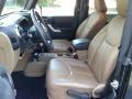 Jeep Wrangler Sahara 4x4 Black photo #10